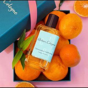 New! Authentic Atelier cologne California perfume